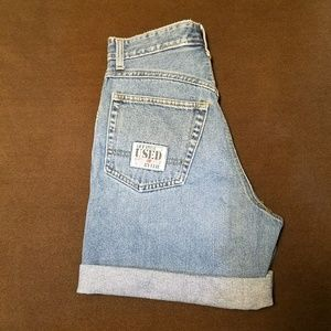GET USED jeans BY ELIE